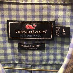 VINEYARD VINES 🐳 Boys Long Sleeve Shirt L(16)